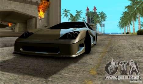ENBseries by HunterBoobs v1.1 for GTA San Andreas third screenshot