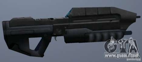 MA5B-Sturmgewehr beta v.1.0 for GTA Vice City forth screenshot