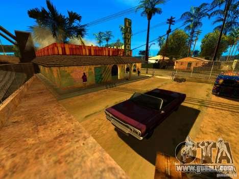 Mod Beber Cerveja V2 for GTA San Andreas seventh screenshot