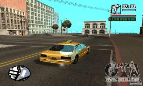 Enb Series HD v2 for GTA San Andreas seventh screenshot