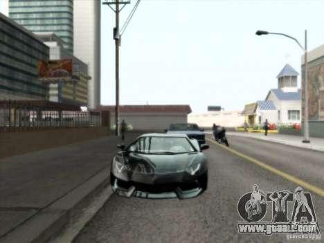 ENBSeries v1.3 for GTA San Andreas second screenshot
