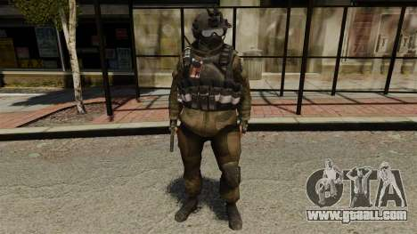 Phoenix Paratroopers for GTA 4