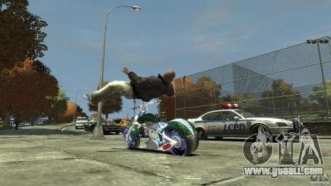 HellFire Chopper for GTA 4 right view