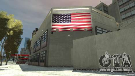 Remake police station for GTA 4 third screenshot