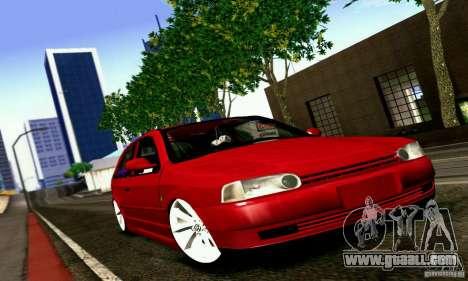 Volkswagen GOL G2 Tuning for GTA San Andreas
