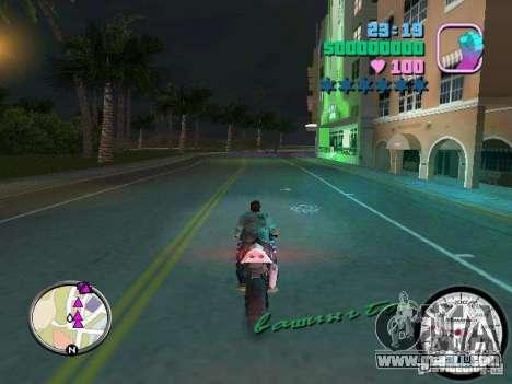 Speedometer for GTA Vice City third screenshot