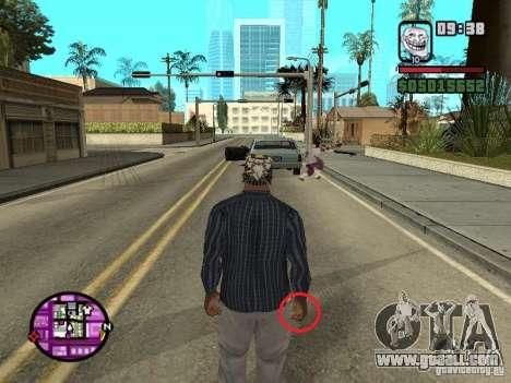 Turd for GTA San Andreas second screenshot