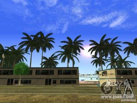 BM Timecyc v1.1 Real Sky for GTA San Andreas third screenshot
