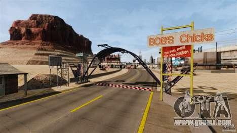 Ambush Canyon for GTA 4