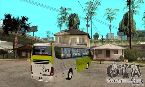 Marcopolo Viaggio G7 1050 Santur for GTA San Andreas right view