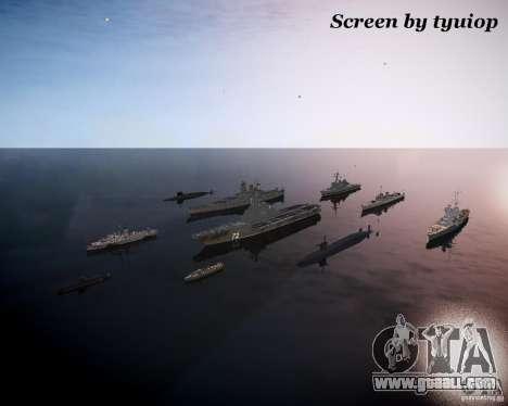 Navy for GTA 4 second screenshot