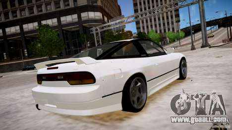 Nissan 240SX Drift for GTA 4 right view