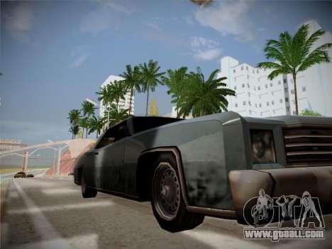 ENBSeries by Treavor V2 White edition for GTA San Andreas third screenshot