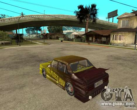 Anadol GtaTurk Drift Car for GTA San Andreas left view
