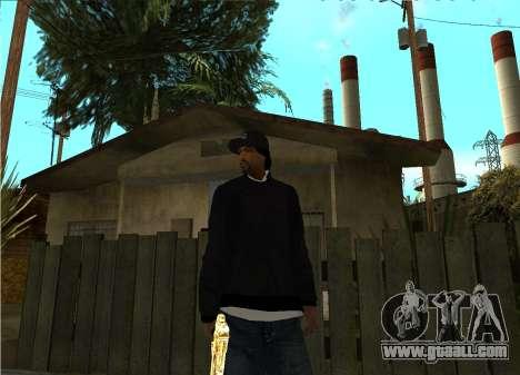 Ice Cube for GTA San Andreas