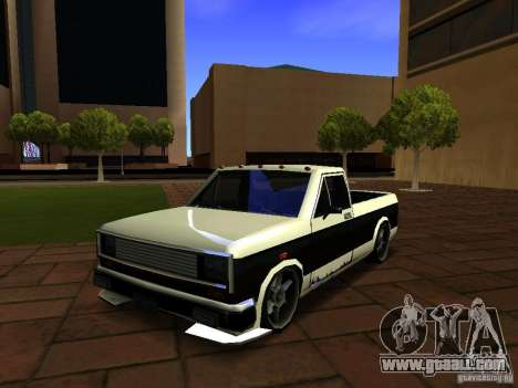 New Tuned Bobcat for GTA San Andreas