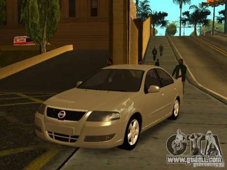 Nissan Almera Classic for GTA San Andreas