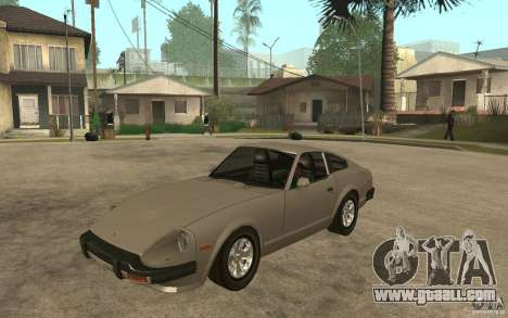 Datsun 280Z 1974 for GTA San Andreas