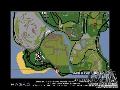 New CITY v1 for GTA San Andreas ninth screenshot