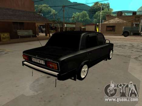 21065 VAZ v2.0 for GTA San Andreas right view
