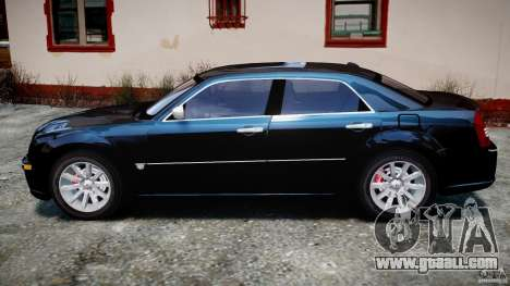 Chrysler 300C SRT8 Tuning for GTA 4 left view