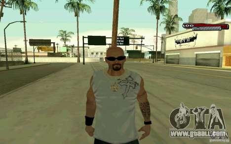 Mexican Drug Dealer for GTA San Andreas third screenshot