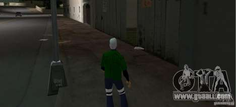 Gangnam Style for GTA Vice City second screenshot