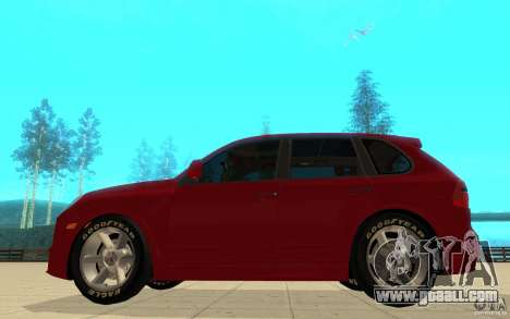 Wheel Mod Paket for GTA San Andreas forth screenshot