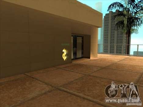 Legal business Cidžeâ for GTA San Andreas fifth screenshot