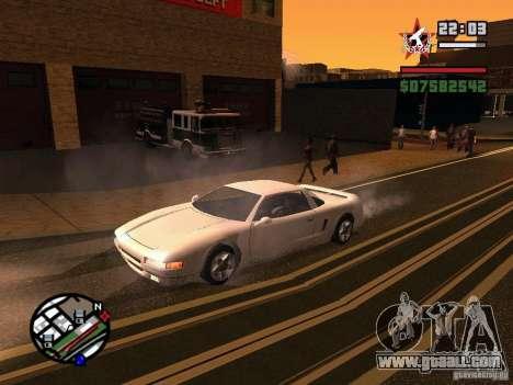 ENBSeries for GForce 5200 FX v3.0 for GTA San Andreas