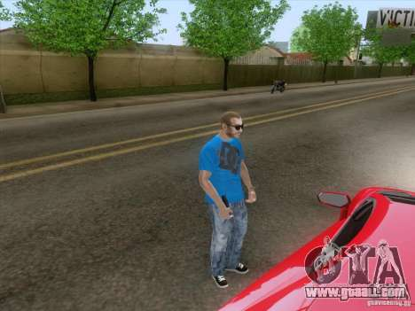 Alarme Mod v3.0 for GTA San Andreas third screenshot