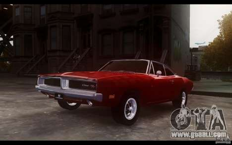 Dodge Charger 440 1969 for GTA 4