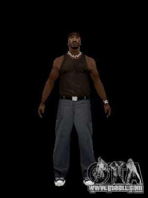 Alex Mercer for GTA San Andreas forth screenshot
