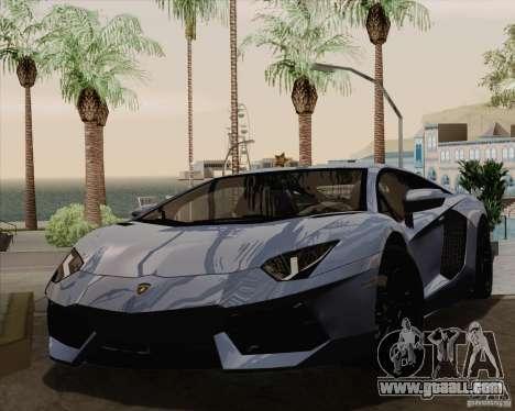 Optix ENBSeries for medium-sized PC for GTA San Andreas third screenshot