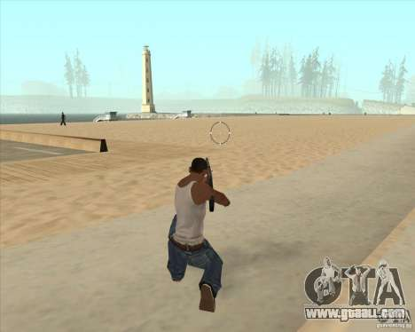 Benelli M3 Super 90 for GTA San Andreas second screenshot