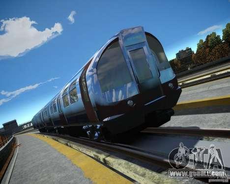 London Train for GTA 4