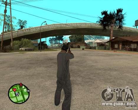 Crosman 31 for GTA San Andreas third screenshot
