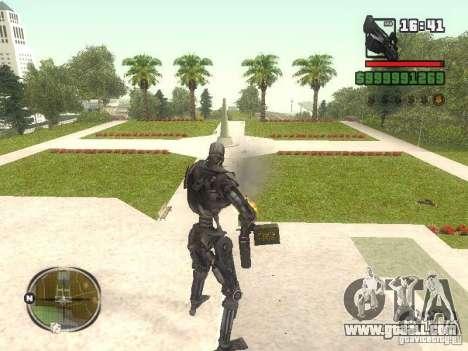 T-600 for GTA San Andreas third screenshot