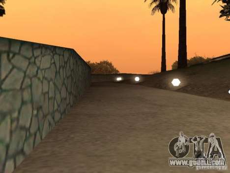 Miami House for GTA San Andreas third screenshot