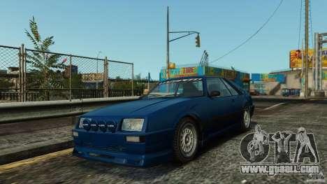 Uranus Hatchback for GTA 4