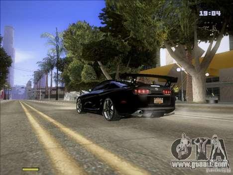 Toyota Supra v2 (MyGame Drift Team) for GTA San Andreas