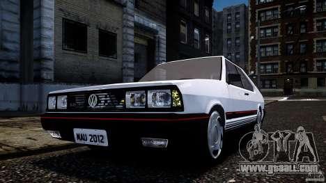 Volkswagen Passat Pointer GTS 1988 Turbo for GTA 4