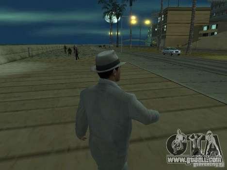 Vito Skalleta v1.5 for GTA San Andreas forth screenshot