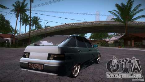 VAZ-2112 LT for GTA San Andreas right view