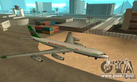 Cyber Warrior Plane for GTA San Andreas