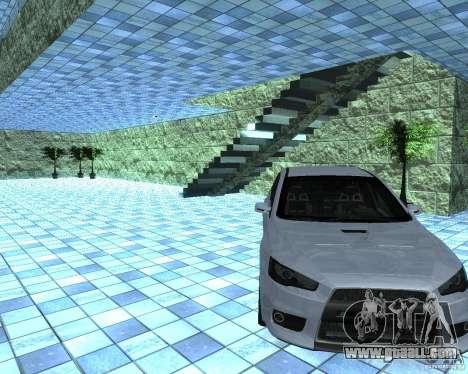 HD Motor Show for GTA San Andreas third screenshot