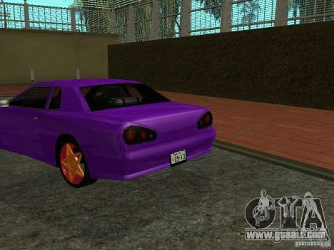 Elegy 29-13 for GTA San Andreas