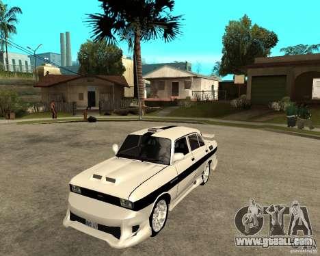 AZLK 2140 Underground for GTA San Andreas