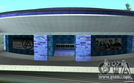 A new stadium in San Fierro for GTA San Andreas second screenshot