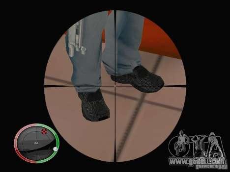 Nike Air Max for GTA San Andreas fifth screenshot